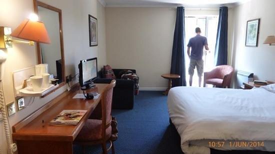 Best Western Stoke East: Room 39
