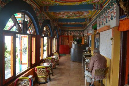 Doma's Inn: restaurant