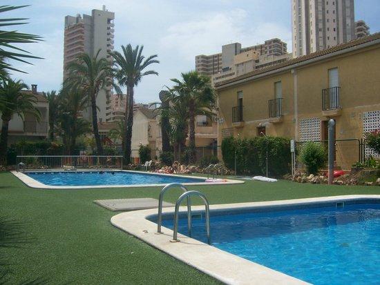 Rinconada Real : A very quiet pool