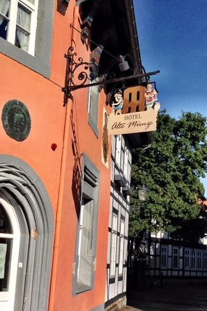 Hotel Alte Münze: hotel front