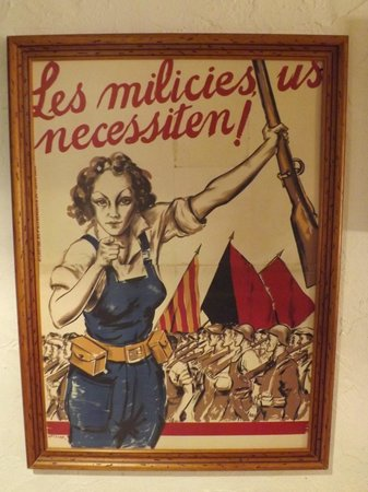 Spanish Civil War Tour: Rallying the call for women