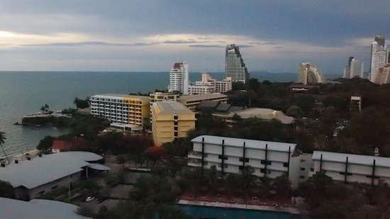 Amari Ocean Pattaya: Out side the Window-1