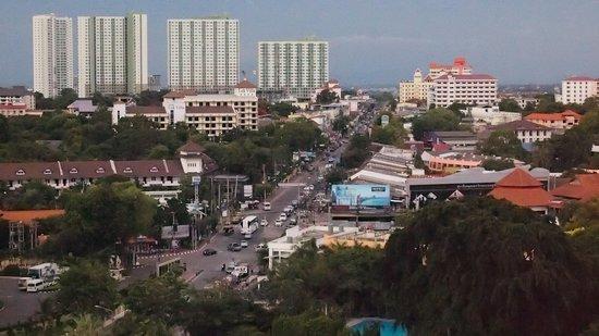 Amari Ocean Pattaya: Out side the Window-3