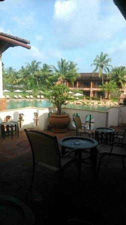 Park Hyatt Goa Resort and Spa: poolside