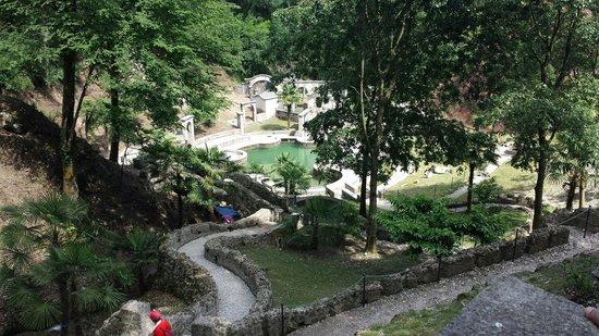 Il Vittoriale degli Italiani : I giardini del Vittoriale