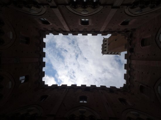 Palazzo Pubblico and Museo Civico: Il Palazzo Pubblico di Siena