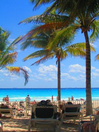 Hotel Riu Lupita: playa