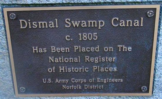 Great Dismal Swamp National Wildlife Refuge: NC entrance info