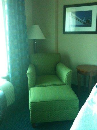 Hilton Garden Inn Tampa Airport Westshore: Arm Chair