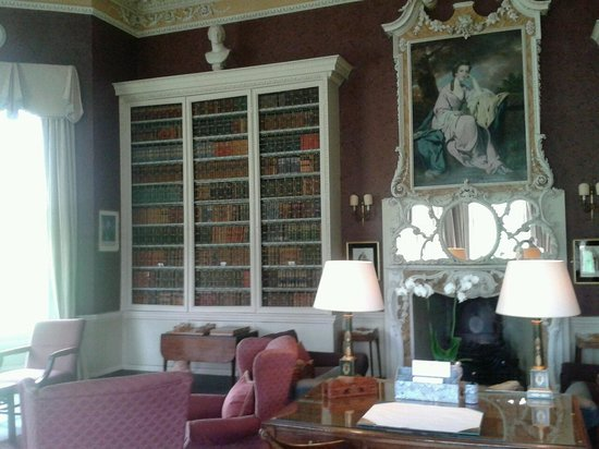 Hartwell House: The Library