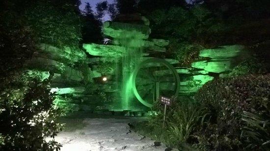Shangtianran International Hotspring Town: Water feature