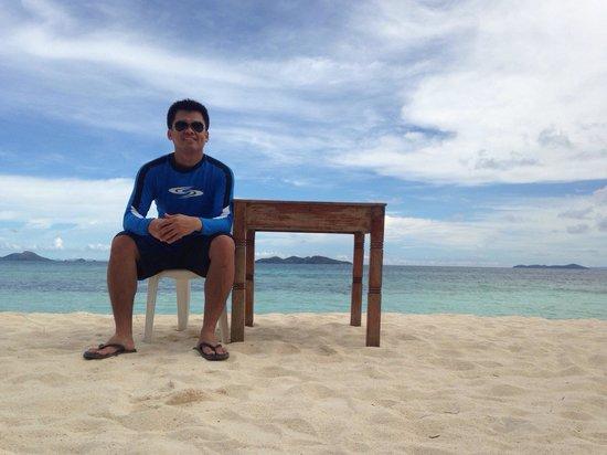 Malcapuya Island : Visit2014:Gilbert