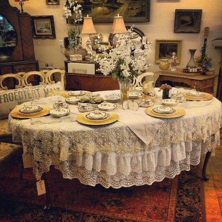 Beau Monde Boutique: French Country Dining Set