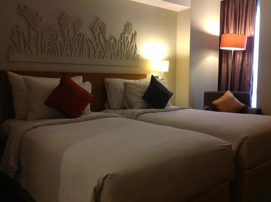 Mercure Bali Harvestland Kuta: clean room