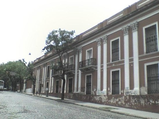Museo Historico Nacional: Frente