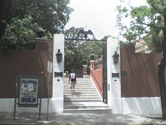 Museo Historico Nacional: Entrada