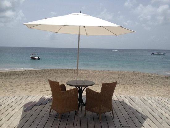 BodyHoliday Saint Lucia: Ready for lunch