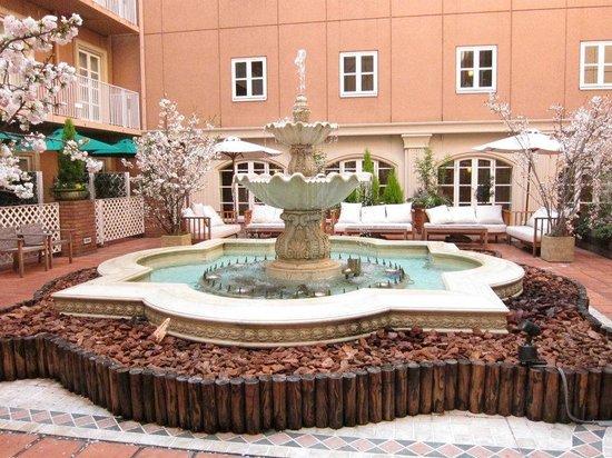 Namba Oriental Hotel: outdoor