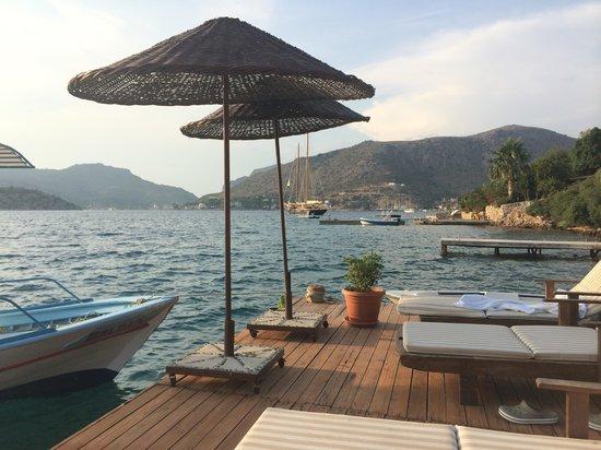 Baldan Suites : Deniz güneş huzur