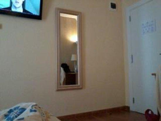 Hotel Les Palmeres: room