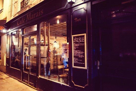 Cafe Marais