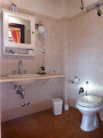 Colle Cornetto: Bathroom