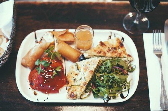 L'assiette Café Marais