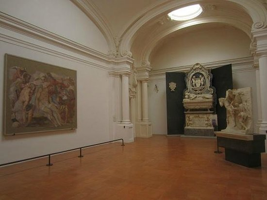 Certosa e Museo di San Martino Napoli: prieurat