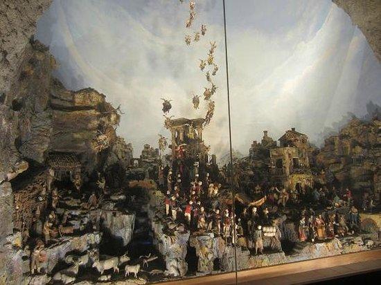 Certosa e Museo di San Martino Napoli: les santons