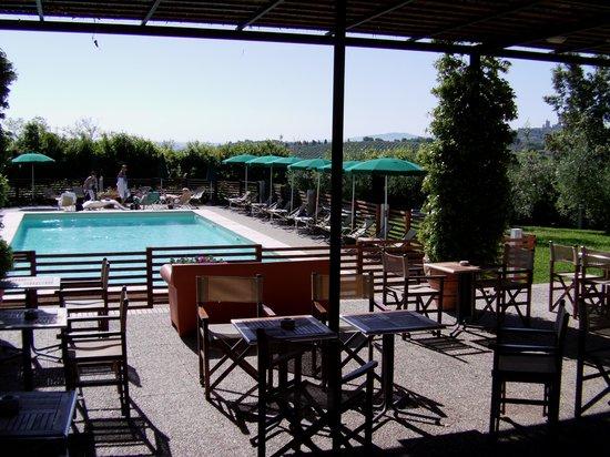 Villasanpaolo: piscina esterna