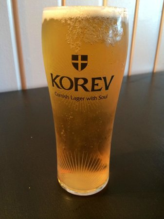 The Dolphin Bar & Restaurant : KOREV LARGER