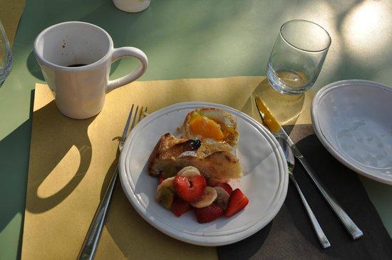 La Zuppa Inglese B&B : desayuno