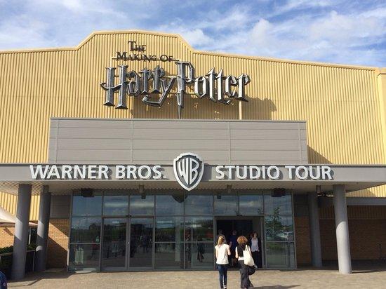 Warner Bros. Studio Tour London - The Making of Harry Potter: Les studios Harry Potter