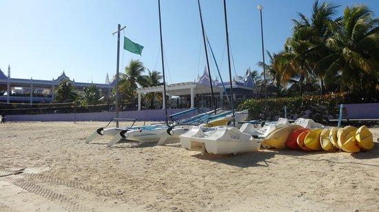 Hotel Riu Montego Bay: beach