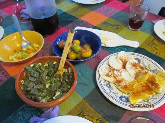 Josefina's Cocina Con Alma: Nopal (prickly pear) cactus and other appetizers!