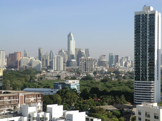 Pantip Suites Sathorn: Modern Bangkok