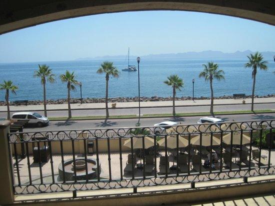 La Mision Loreto: view from room