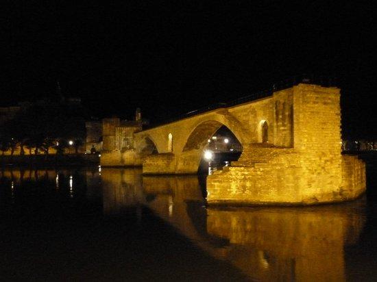 Les Croisieres Mireio: le pont de nuit