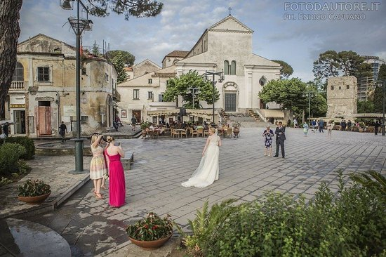 Wagner Day Tours: Wedding on The Amalfi Coast Ravello by Enrico Capuano photographer and Mario Capuano wedding pla