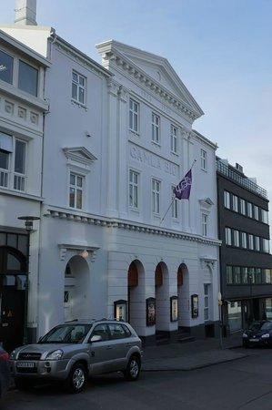 Icelandic Opera (Islenska Operan): The opera house.