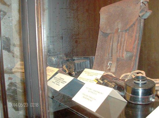 Leros War Museum: διαφορα εκθεματα του μουσειου
