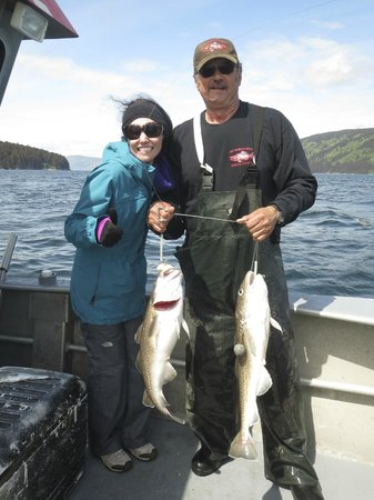 Big Timber Lodge : double cod