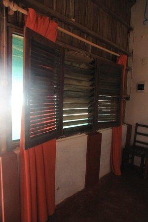 Nordin's Lodge: Окна