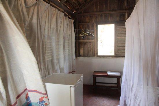Nordin's Lodge: Что то  вместо шкафа