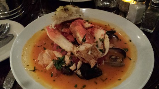 Pescatore: One of the best dishes I've ever eaten
