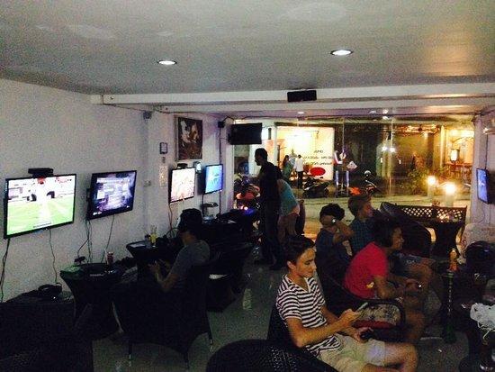 Samui Gaming Lounge And Bar: Every night is fun here