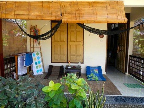 Pesona Beach Resort & Spa: our room