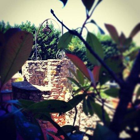 El Racó de Madremanya: Vistas desde la Habitación Naranja