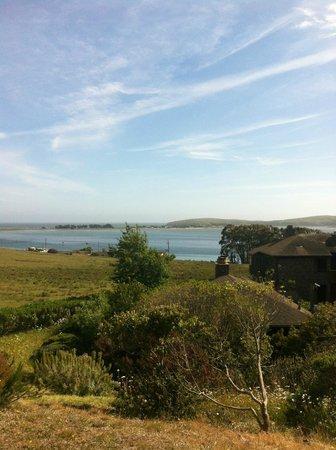 Inn at the Tides: View to Bodega Bay