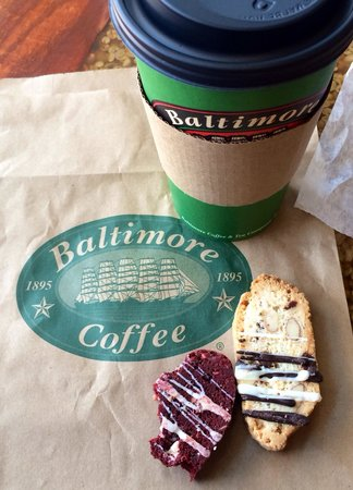 The Baltimore Coffee and Tea Company